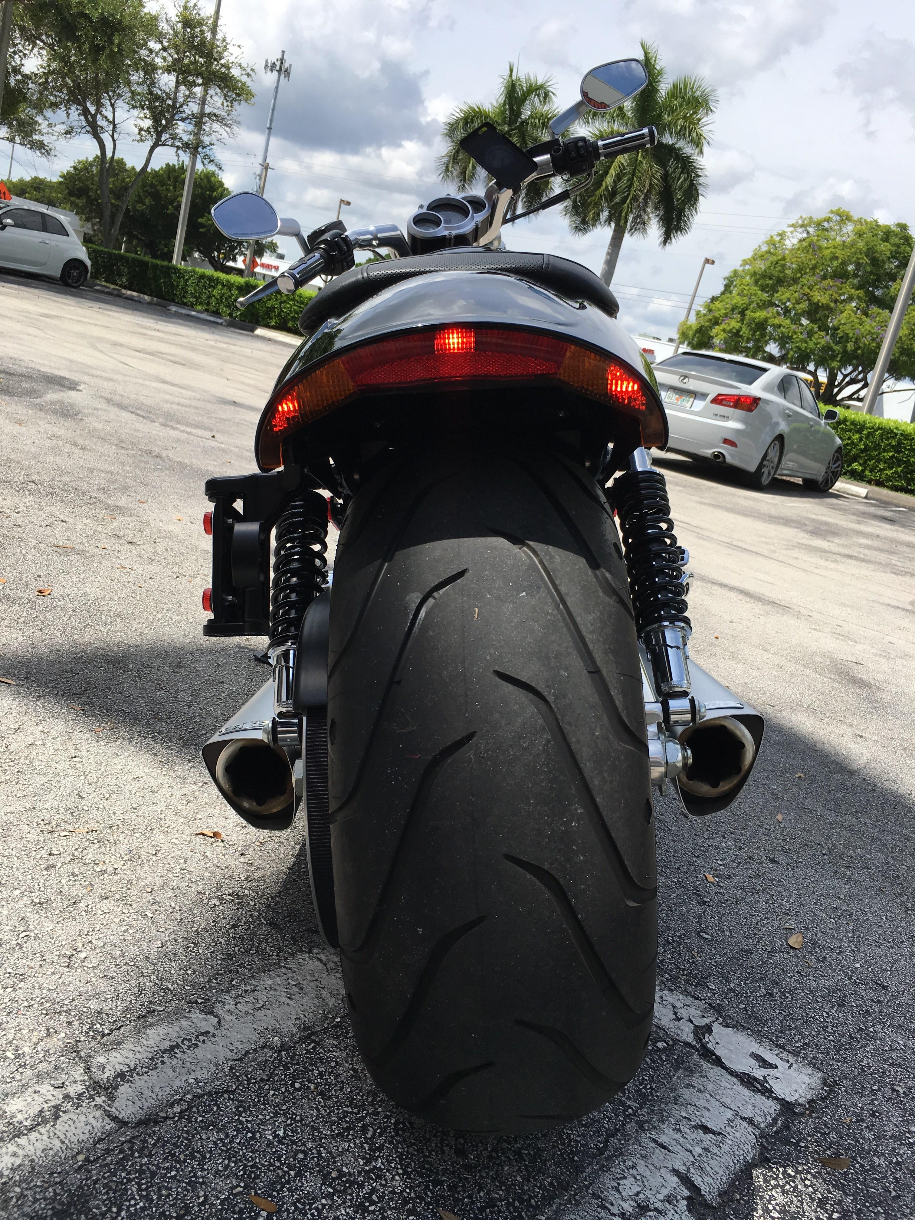2017 V Rod Muscle For Sale Round Rock Tx >> 2015 Harley-Davidson® VRSCF V-Rod® Muscle (Black), Key Biscayne, Florida (729787) | ChopperExchange