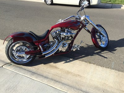 Used 2005 Midwest Motor Vehicles Custom Chopper