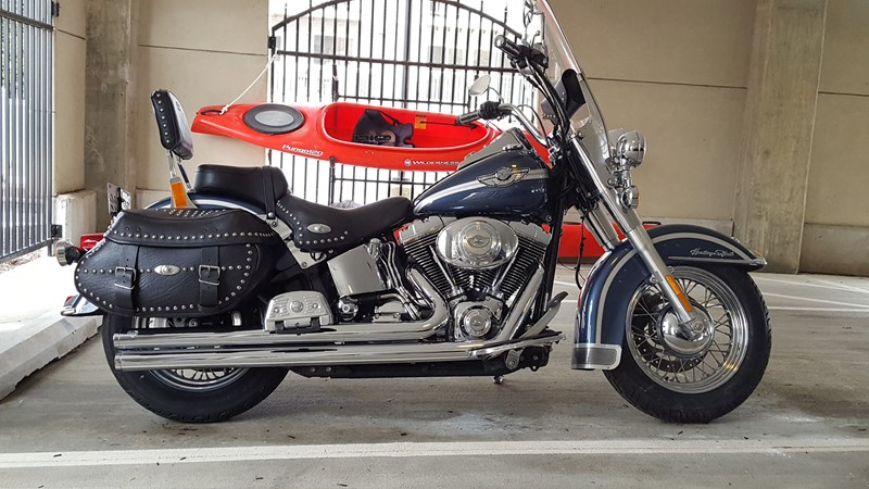 Photo of a 2003 Harley-Davidson® FLSTC/I Heritage Softail® Classic