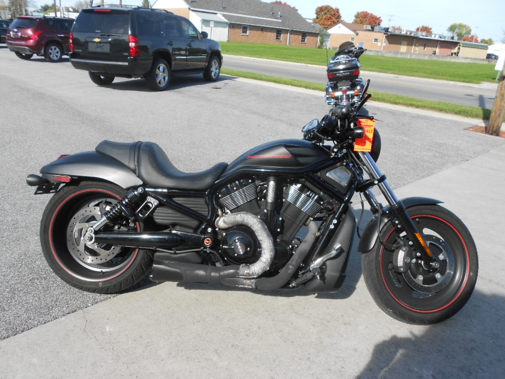 2009 Harley-Davidson® VRSCDX V-Rod® Night Rod™ Special – $8900