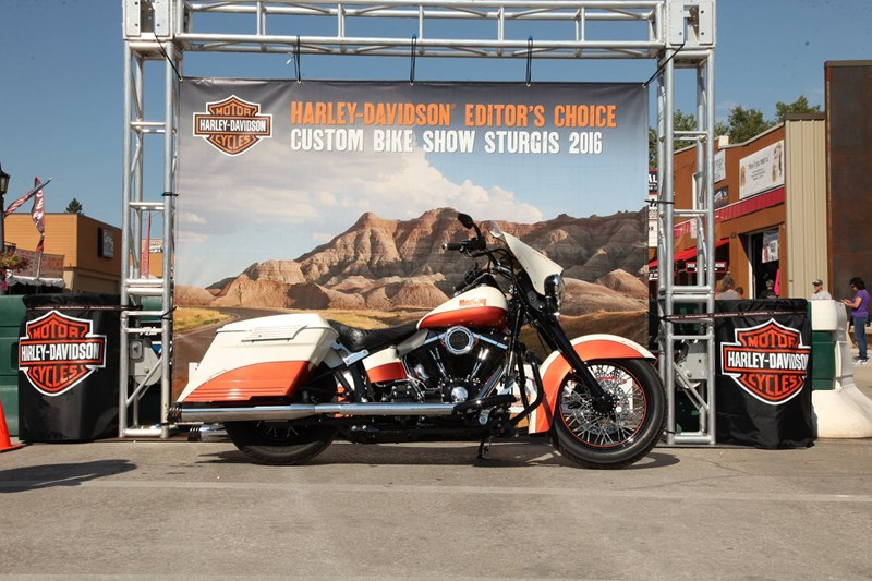 Photo of a 2012 Harley-Davidson®  Custom