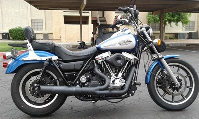 Used 1992 Harley-Davidson® Low Rider® Convertible
