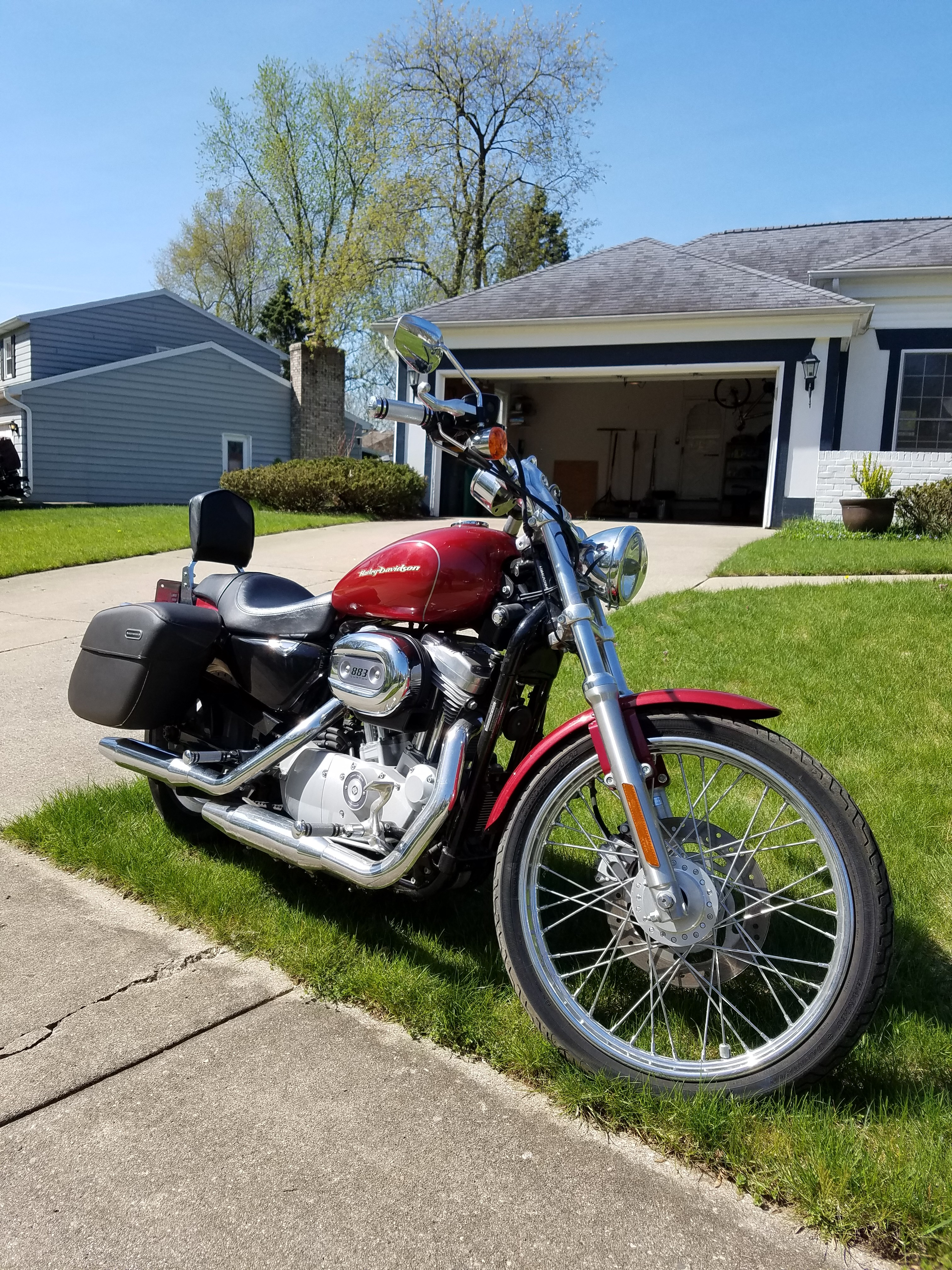 Battle Creek Michigan Harley Davidson Dealer