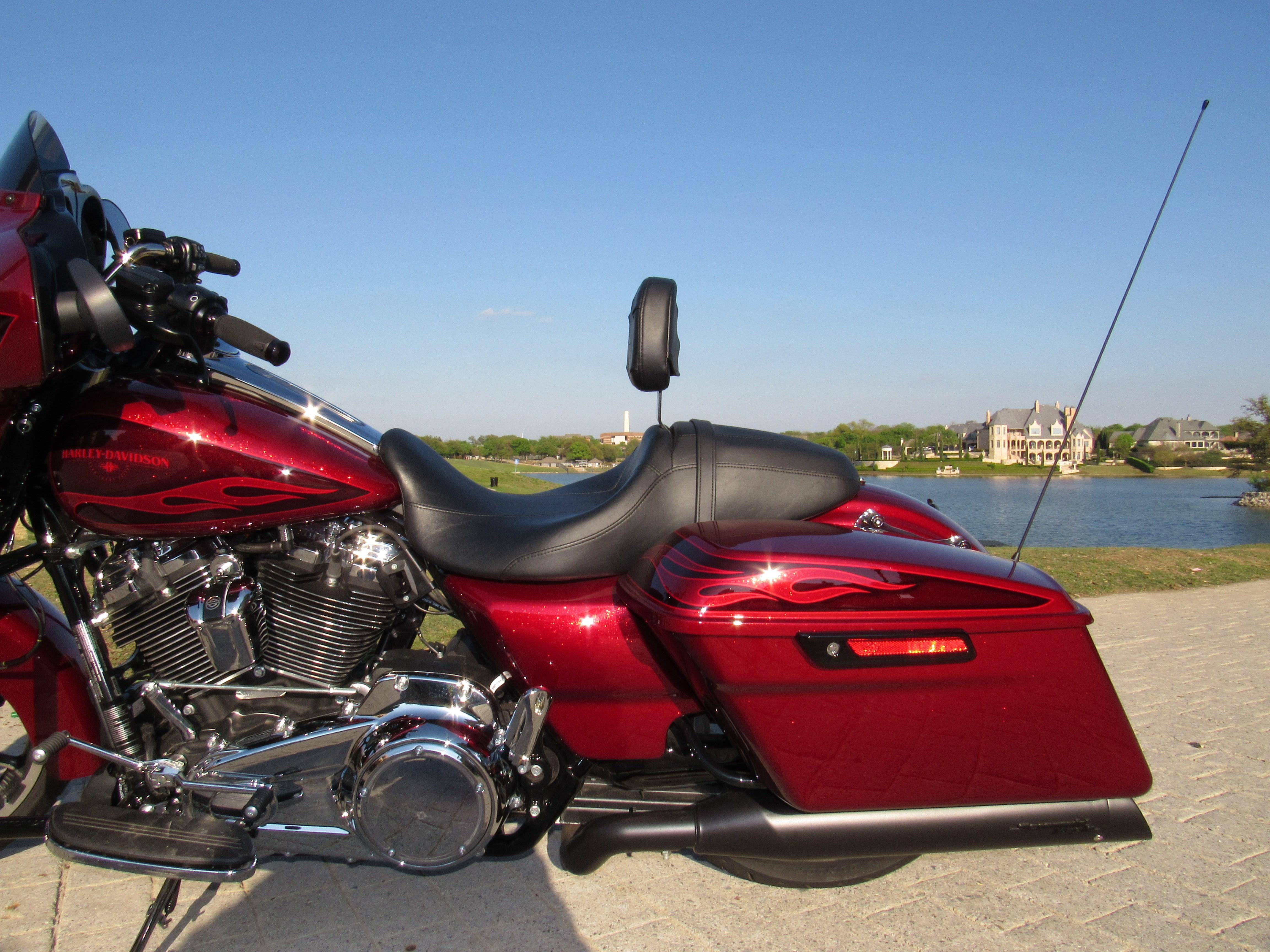 2017 Harley Davidson 174 Flhxs Street Glide 174 Special Hard