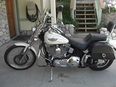 Used 2003 Harley-Davidson® Softail® Standard Anniversary