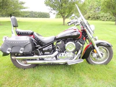 Used 2005 Yamaha V-Star 1100 Silverado
