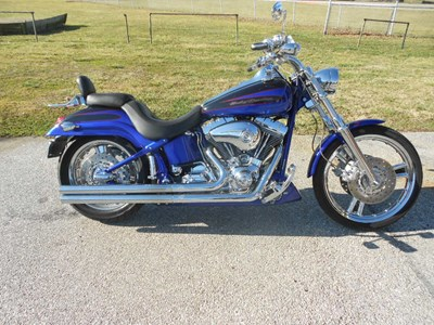 Used 2004 Harley-Davidson® Screamin' Eagle® Softail® Deuce