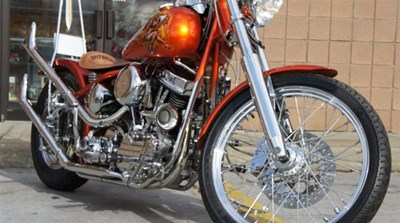 Used 1960 Harley-Davidson® Duo-Glide Sport Solo
