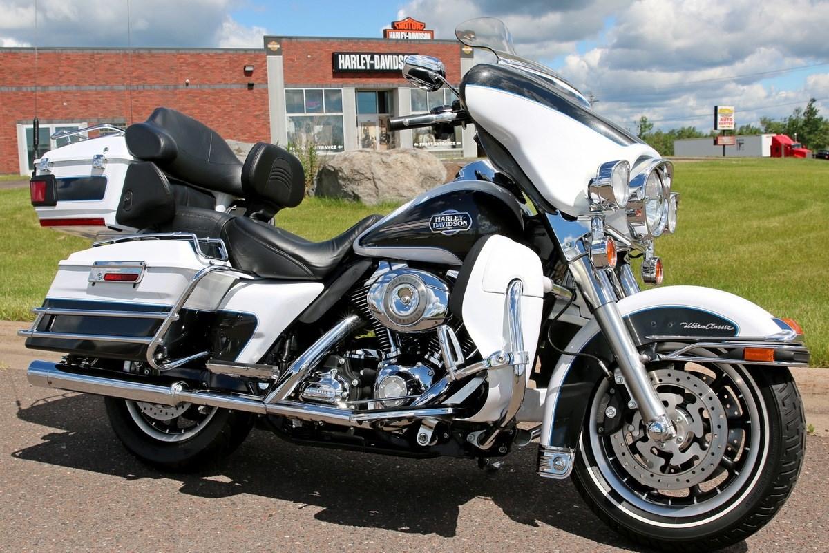 2008 Harley-Davidson® FLHTCU/I Ultra Classic® Electra ...