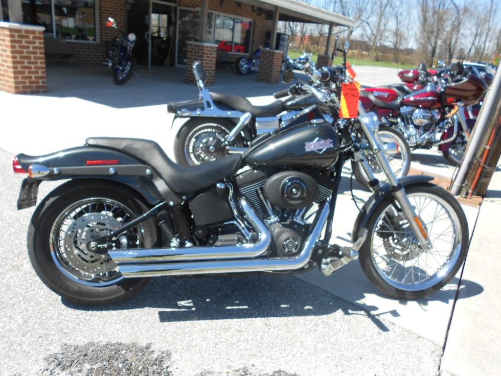 2005 Harley-Davidson® FXSTB/I Night Train® – $8900