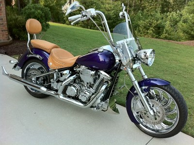 Used 2000 Special Construction Softail