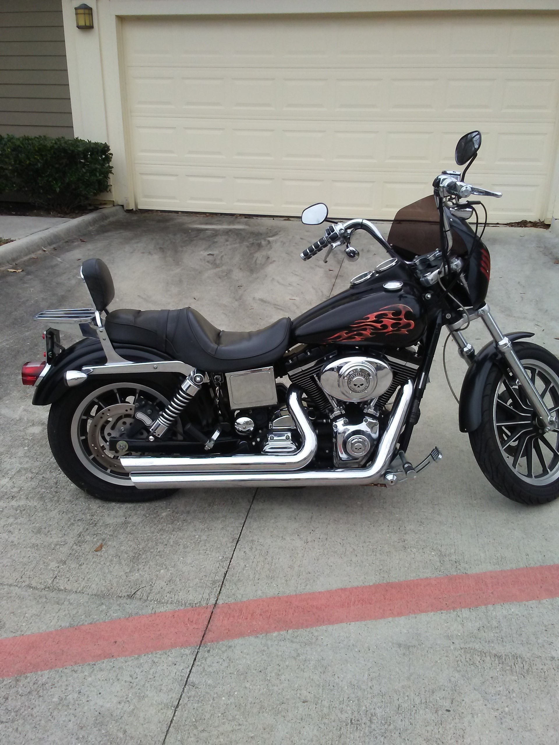 Harley Davidson Dyna Fxdl Low Rider For Sale In London ...
