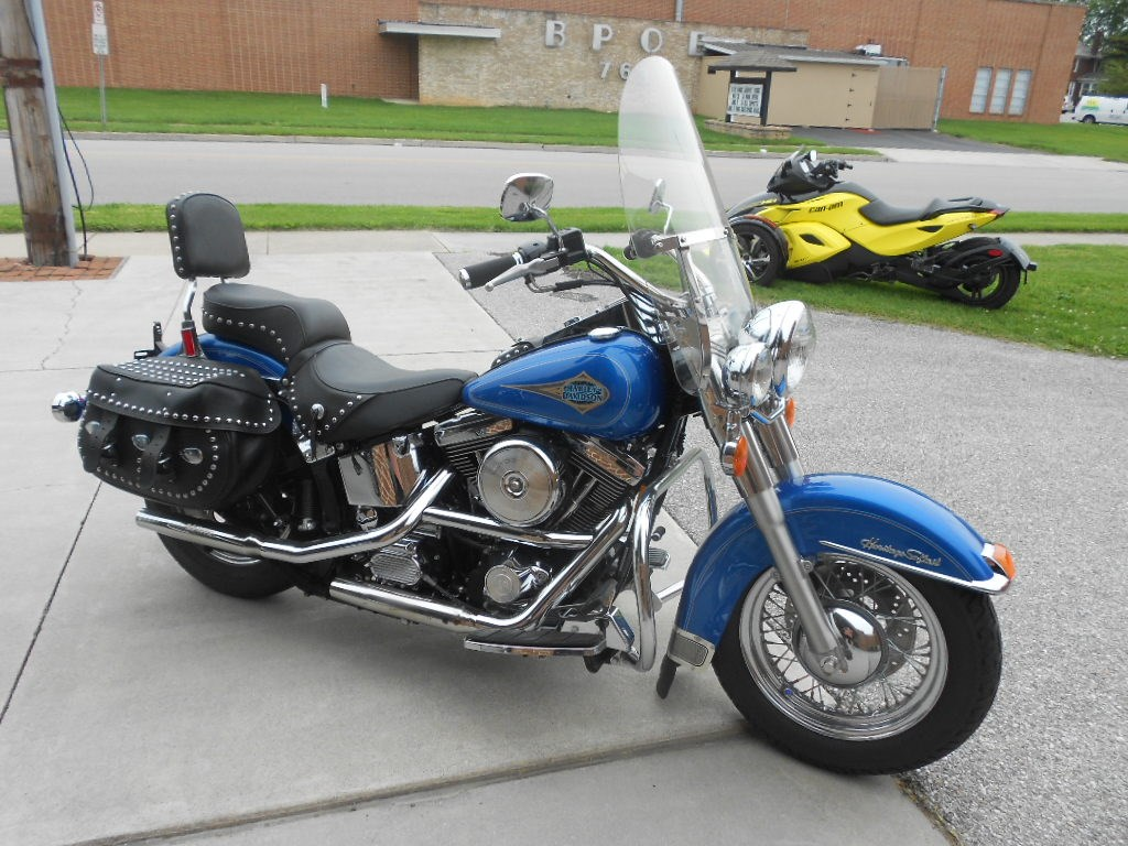 1997 Harley-Davidson® FLSTC Heritage Softail® Classic – $7500