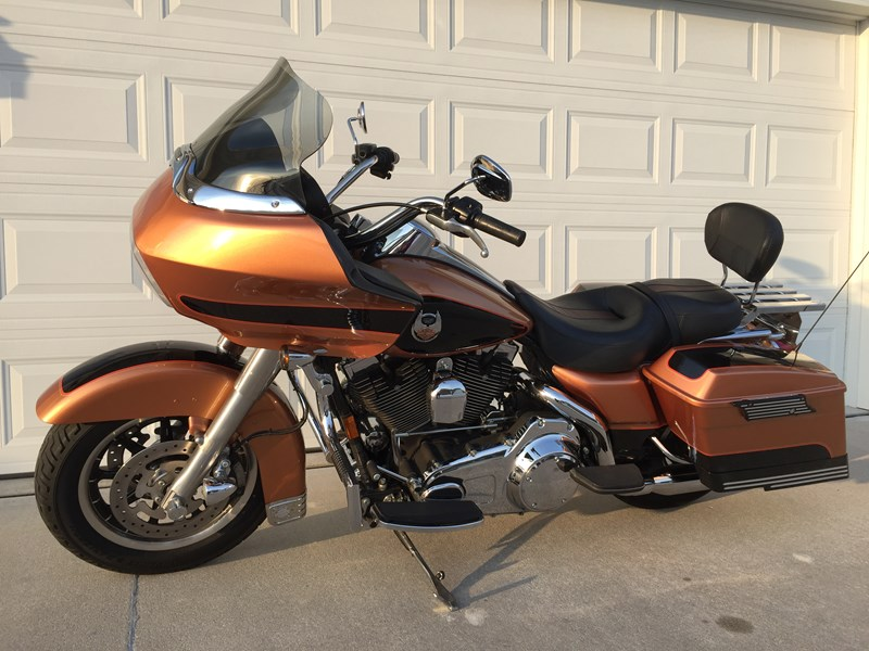 Photo of a 2008 Harley-Davidson® FLTR Road Glide® Anniversary