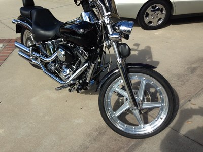 Used 2001 Harley-Davidson® Softail® Deluxe