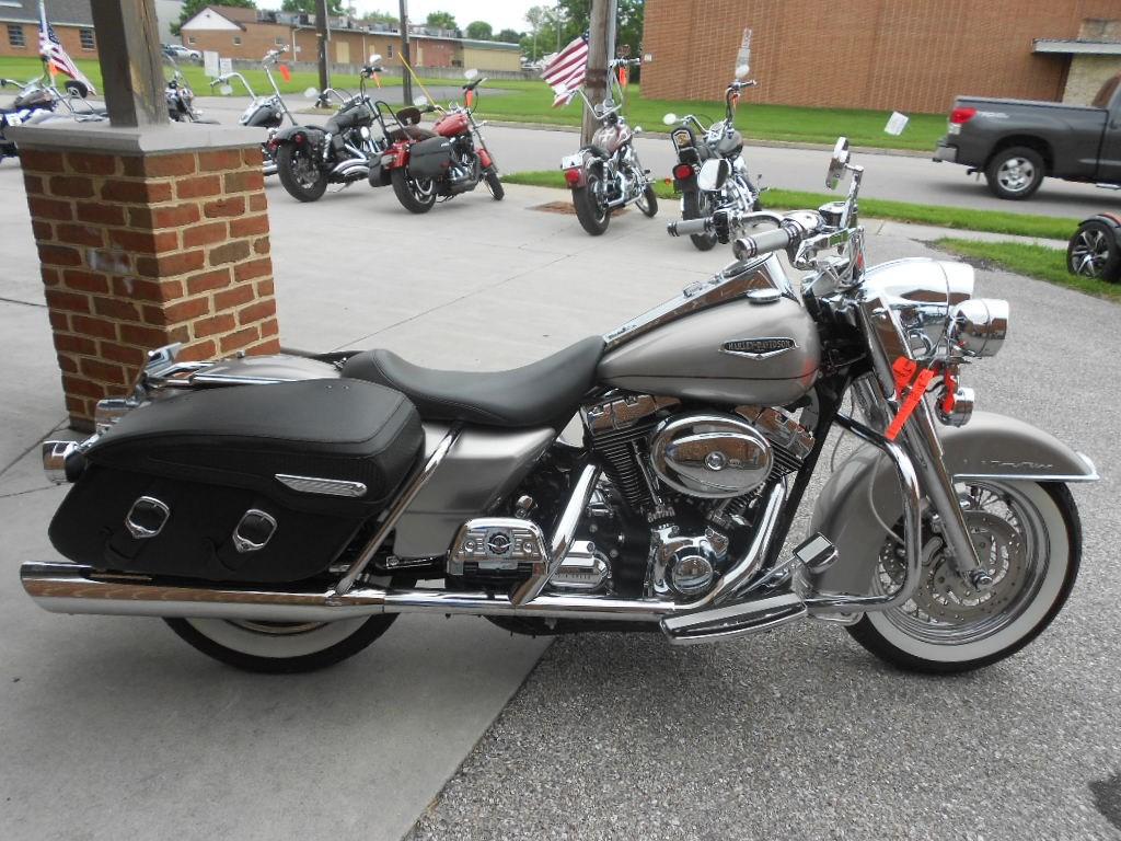 2007 Harley-Davidson® FLHRC Road King® Classic – $10500