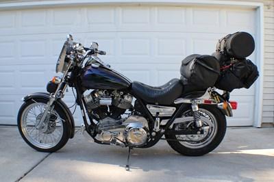 Used 1982 Harley-Davidson® Super Glide® II
