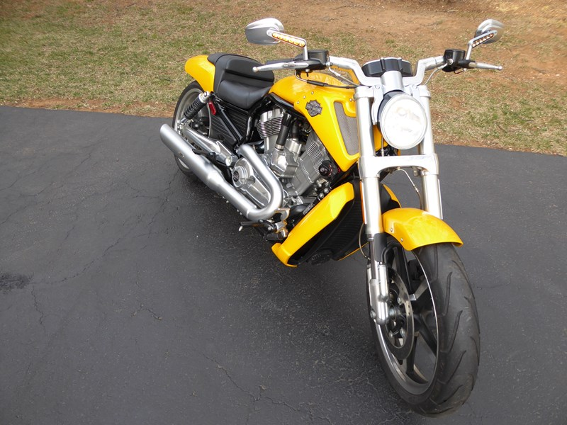 Photo of a 2012 Harley-Davidson® VRSCF V-Rod® Muscle®