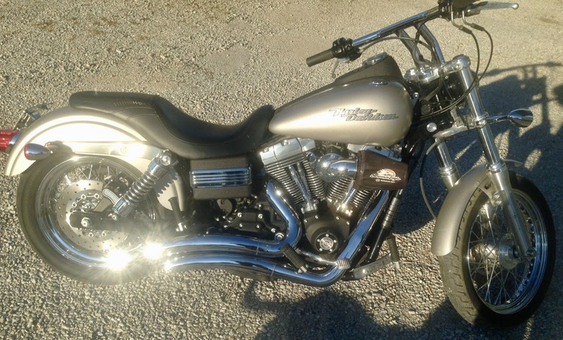 Photo of a 2007 Harley-Davidson® FXDB Dyna® Street Bob®