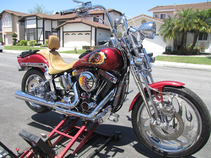 Photo of a 1998 Harley-Davidson® FXSTS Springer® Softail®
