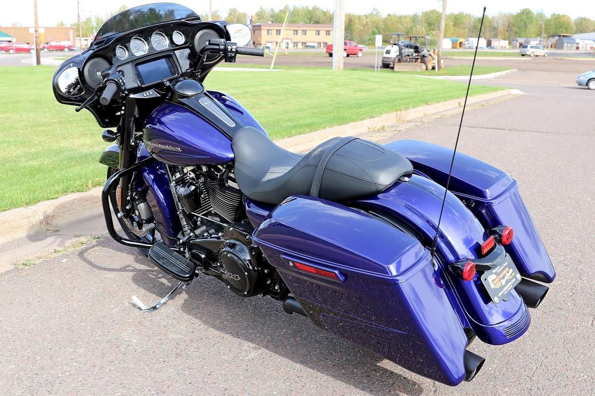 2020 Harley-Davidson® FLHXS Street Glide® Special (Zephyr ...