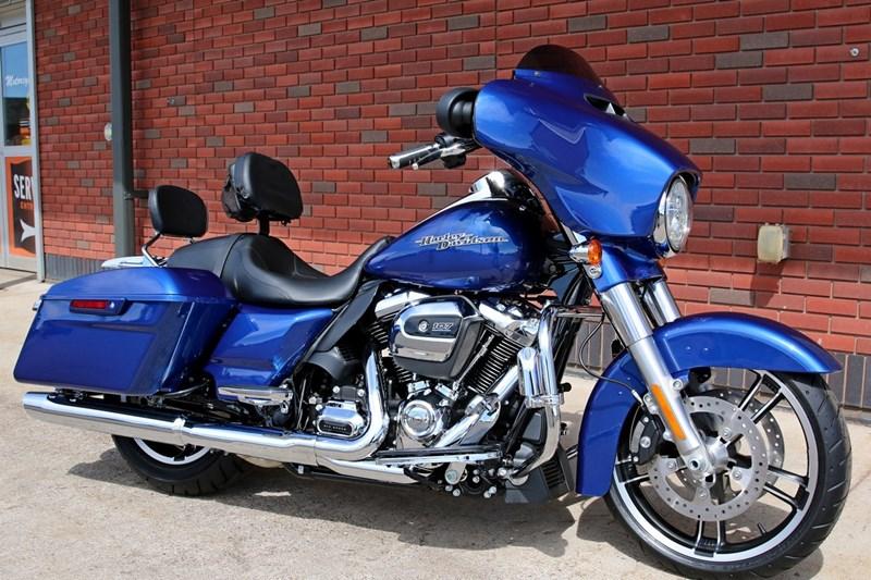 2017 Harley Davidson 174 Flhxs Street Glide 174 Special