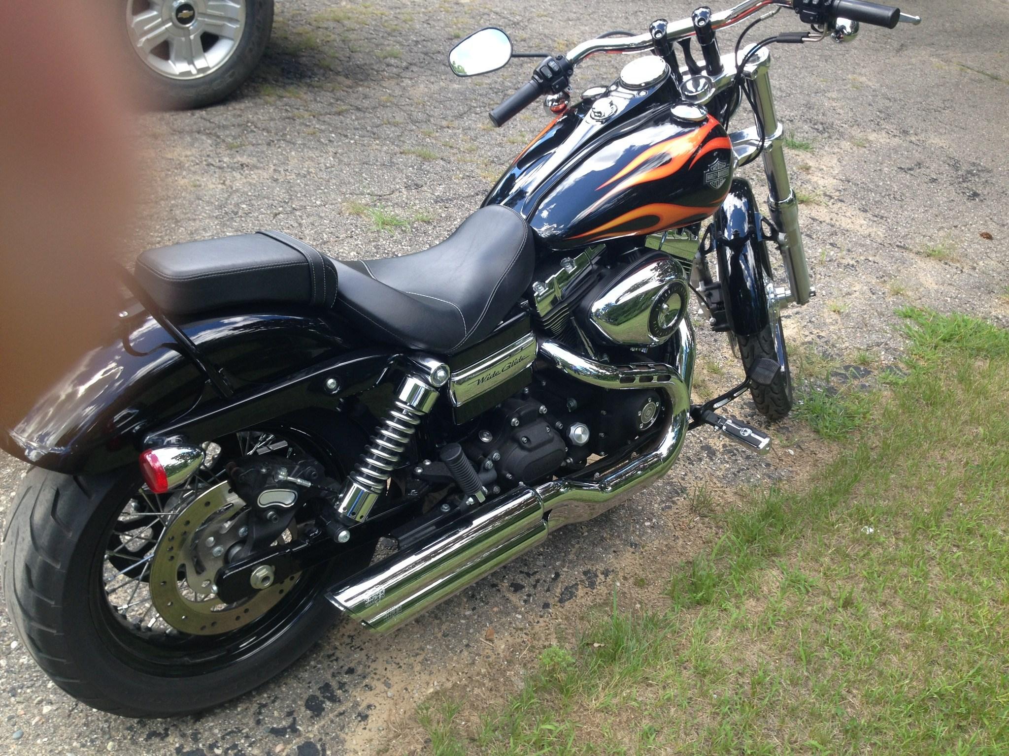 Dyna For Sale Woodstock Ga >> 2011 Harley-Davidson® FXDWG Dyna® Wide Glide® (Black), Lake Orion, Michigan (710788 ...