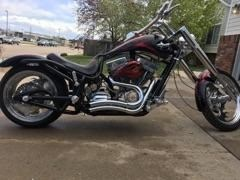 Used 2003 Bourget Bike Works Custom