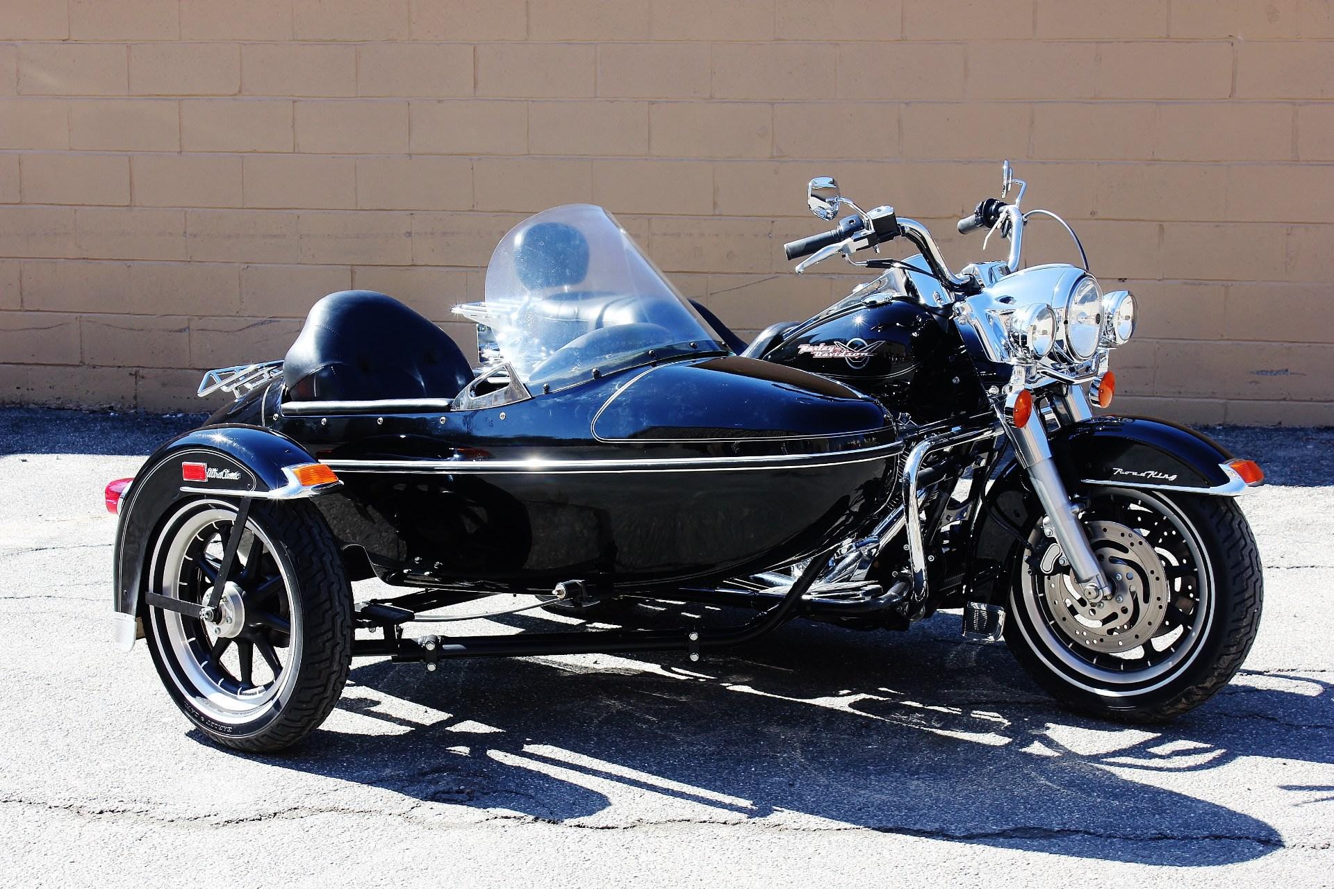 All new used harley davidson sidecars 9 bikes page 1 - Sigle harley davidson ...