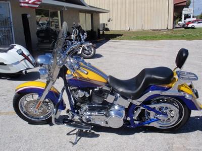 Used 2006 Harley-Davidson® Screamin' Eagle® Softail® Fat Boy®