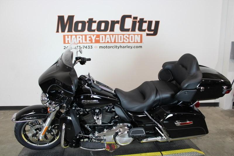 2017 Harley Davidson Flhtcu Electra Glide Ultra Classic
