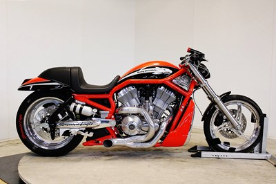 New 2006 Harley-Davidson® Screamin' Eagle V-Rod® Destroyer
