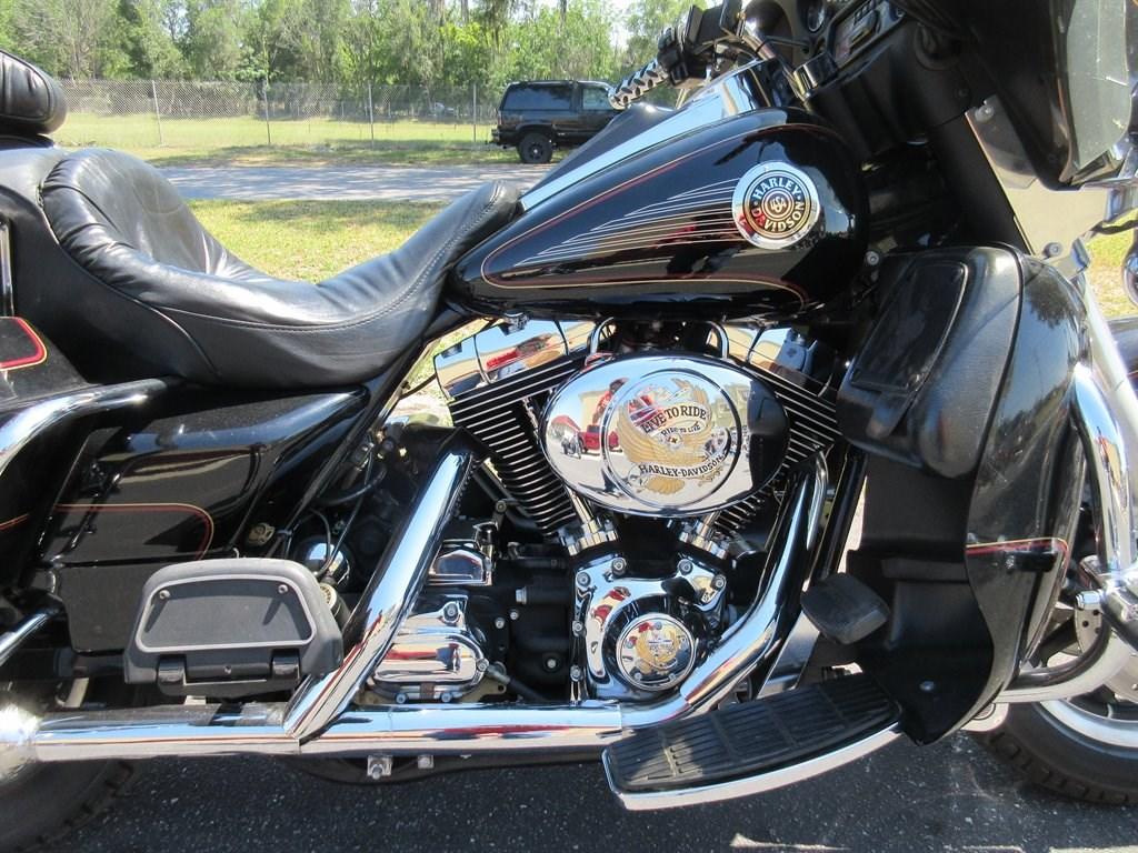 2000 Harley I Electra Glide U00ae Ultra Classic U00ae  Black   Wildwood  Florida  724516
