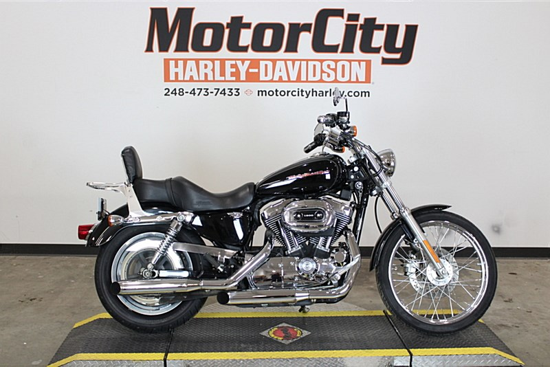 2006 Harley Davidson Xl1200c Sportster 1200 Custom