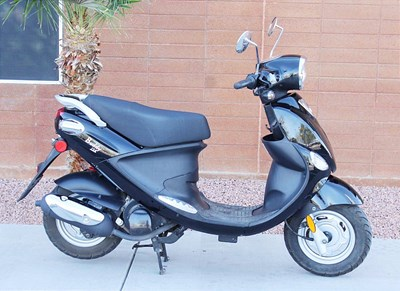 Used 2013 Genuine Scooter Co. Buddy 125