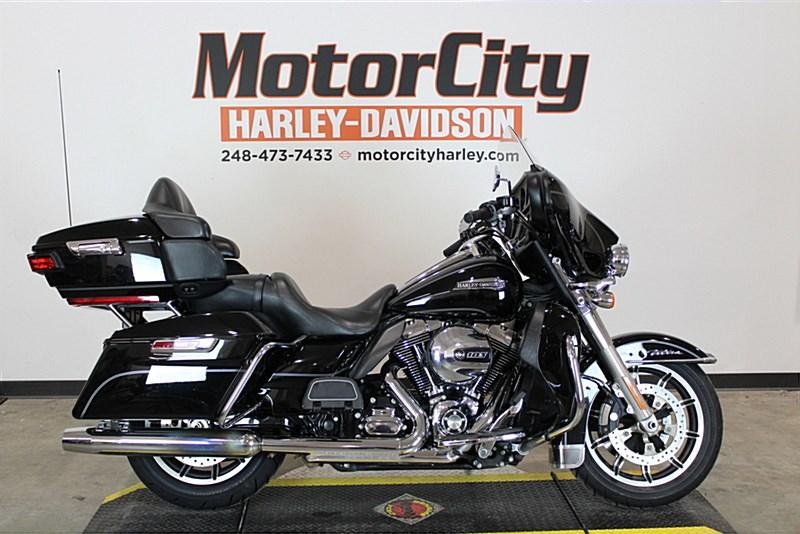 2015 Harley Davidson Flhtcu Electra Glide Ultra Classic