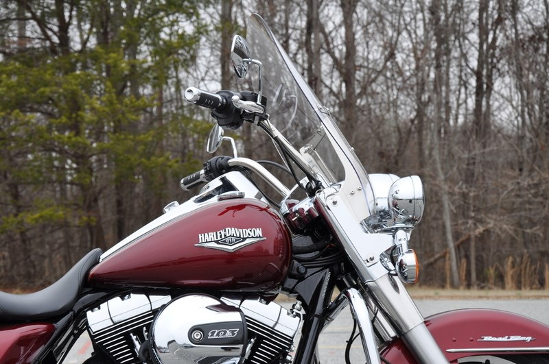 2016 Harley Davidson Flhr Road King High Point North