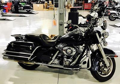 Used 2008 Harley-Davidson® Road King®