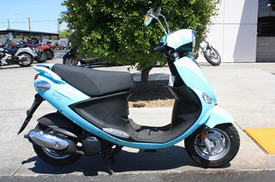 Used 2016 Genuine Scooter Co. Buddy 125