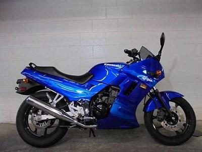 Used 2006 Kawasaki Ninja 250R
