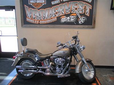 Used 2004 Harley-Davidson® Softail® Fat Boy®