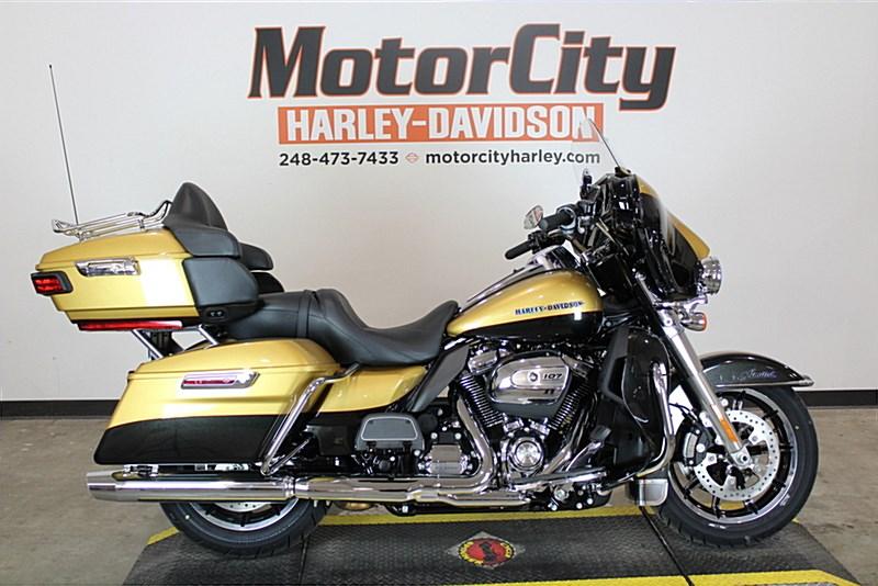 2017 Harley Davidson Flhtk Electra Glide Ultra Limited