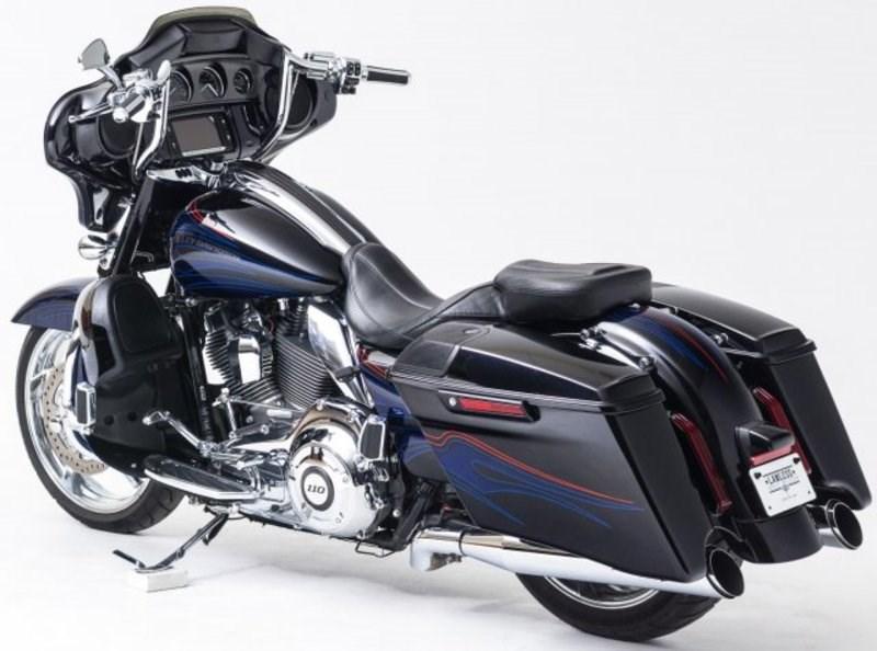 2016 Harley-Davidson® FLHXSE CVO™ Street Glide® (Black ...