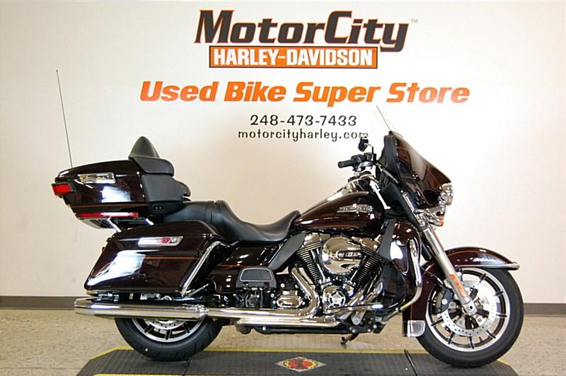 2014 Harley Davidson Flhtcu Ultra Classic Electra Glide
