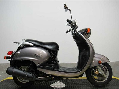 Used 2007 Yamaha Vino 125
