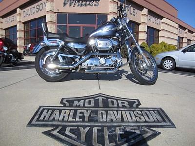 Used 2003 Harley-Davidson® Sportster® 1200 Custom Anniversary