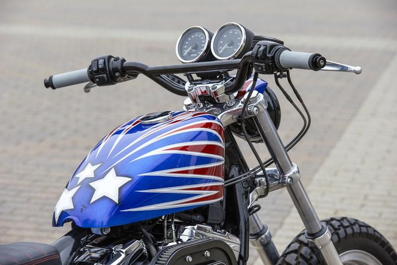 Custom Motorcycle Paint Raleigh Nc