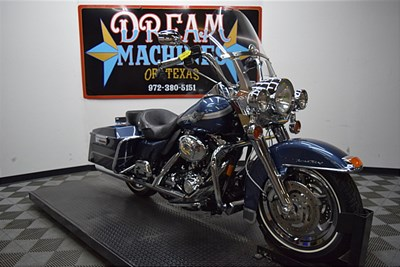 Used 2003 Harley-Davidson® Road King® Firefighter/Peace Officer