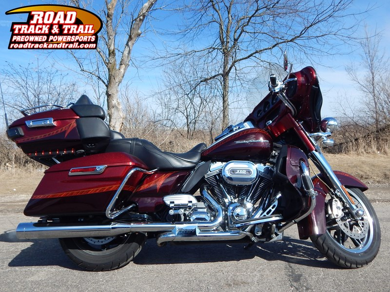 Cvo For Sale Washington >> All New & Used Harley-Davidson® CVO Electra Glide® Ultra Limited For Sale (137 Bikes, Page 1 ...