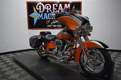 Used 2010 Harley-Davidson® CVO™ Softail® Convertible